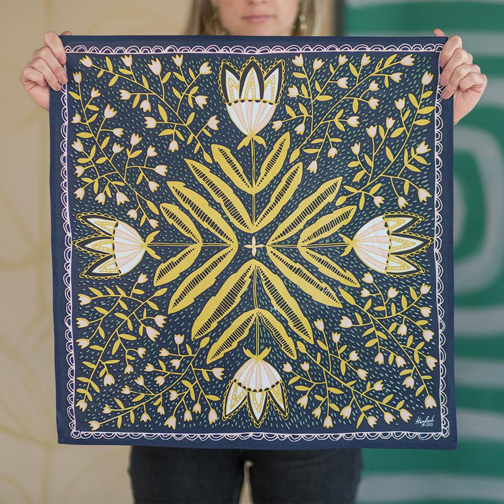 The Tulips Bandana