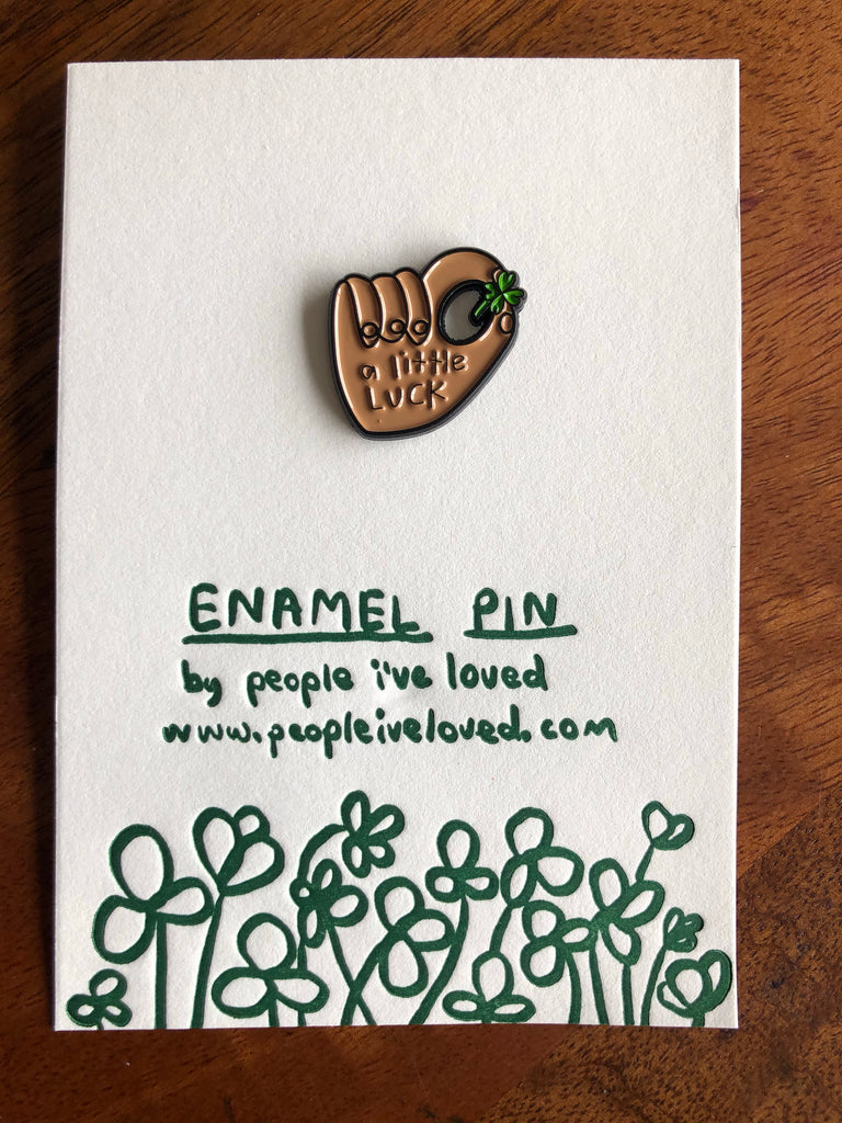The Luck Pin