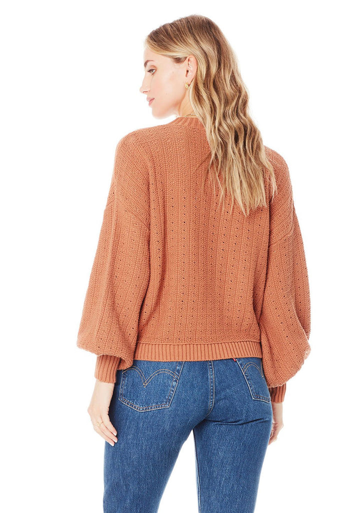 The Rylin Sweater by Saltwater Luxe