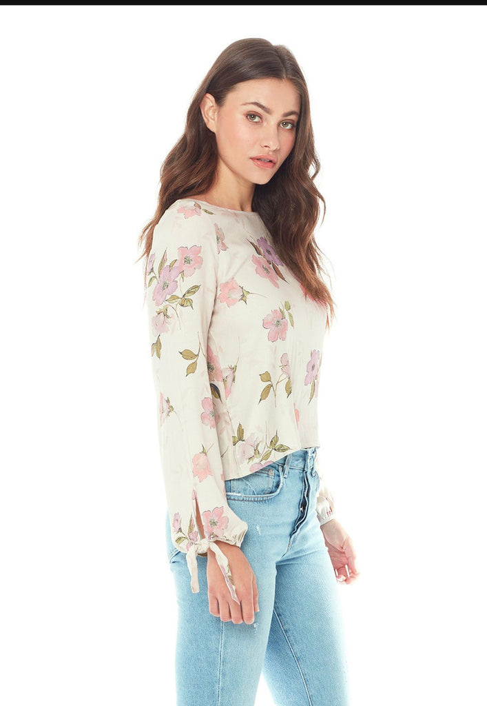 The Josefina Blouse by Saltwater Luxe