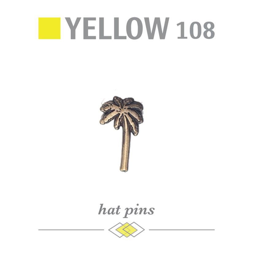 The Hat Pin - Various Styles