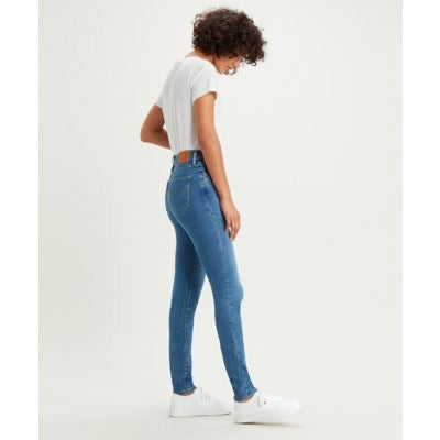 The 721 High-Rise Skinny Jeans - Rio Hustle