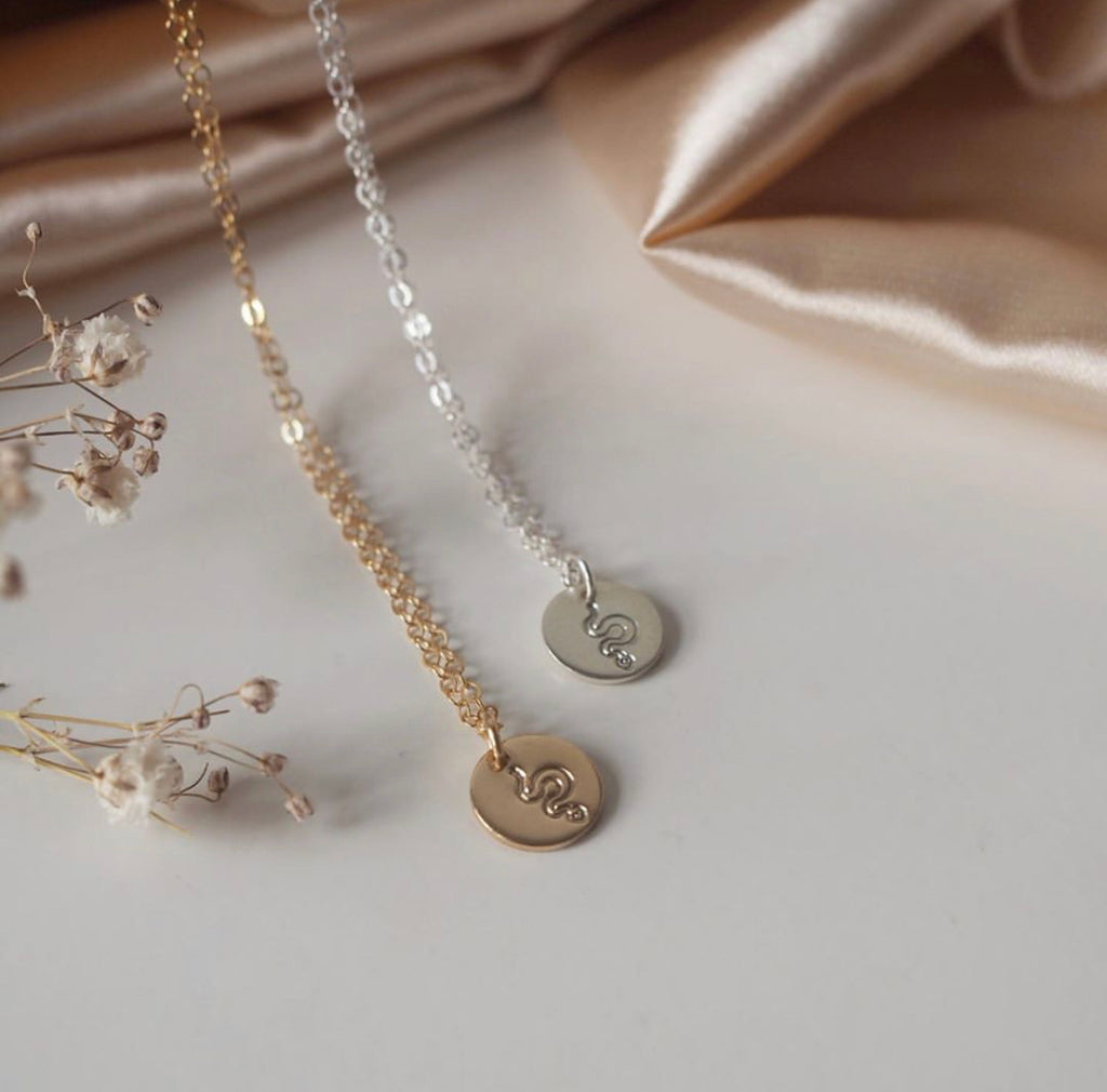 The Snake Charm Necklace