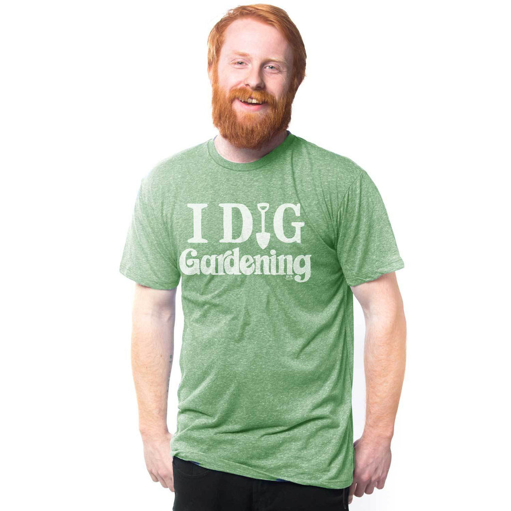 The Dig Gardening T-Shirt - UNISEX FIT