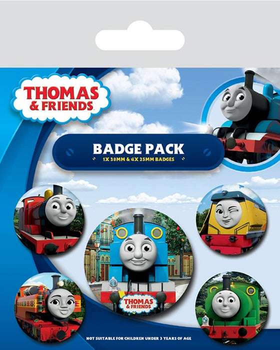 Thomas & Friends (The Faces of Sodor)