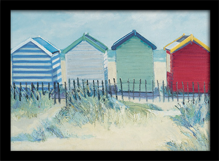Jane Hewlett (Suffolk Beach Huts)