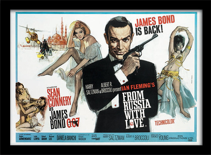 James Bond (From Russia With Love 1)