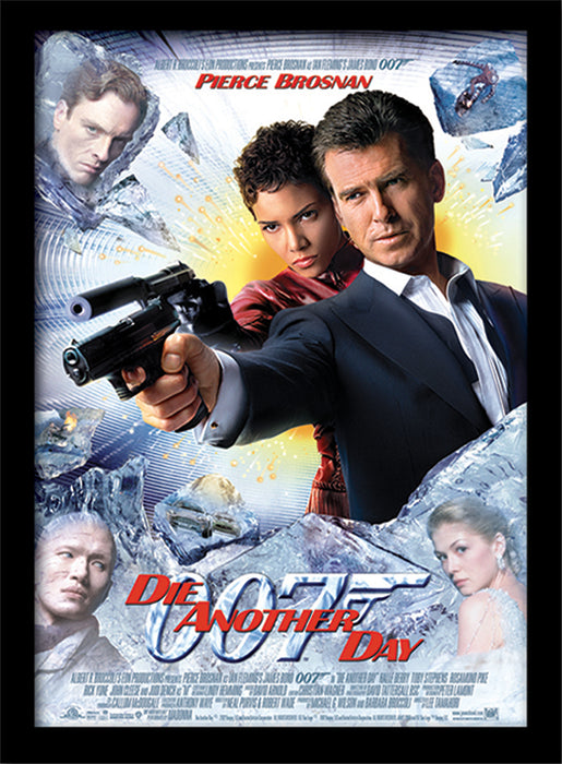 James Bond (Die Another Day One-sheet)