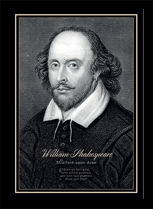 William Shakespeare (Witty Quote)