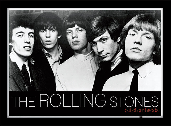 The Rolling Stones (Out of our Heads)
