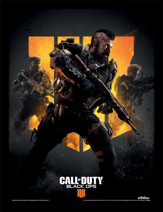 Call of Duty: Black Ops 4 (Trio)