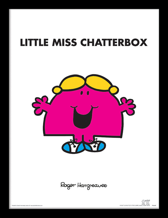 Little Miss (Little Miss Chatterbox)