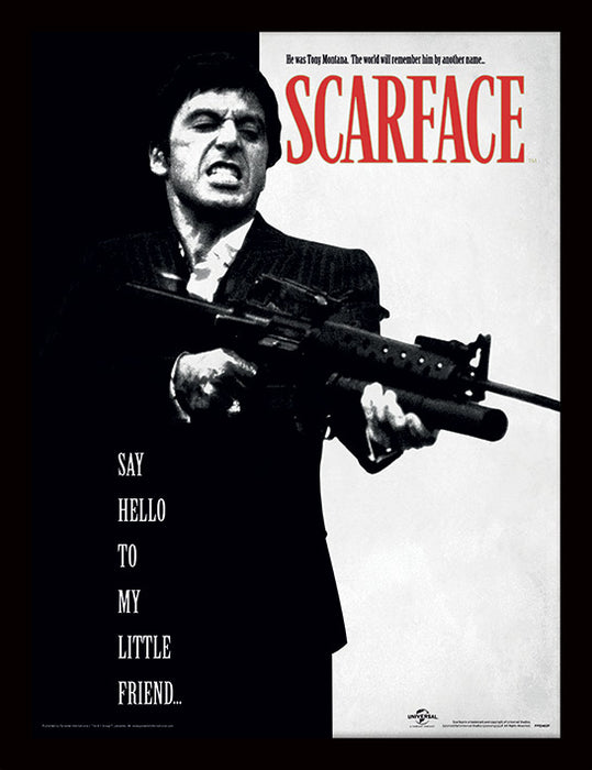 Scarface (Say Hello To My Little Friend)