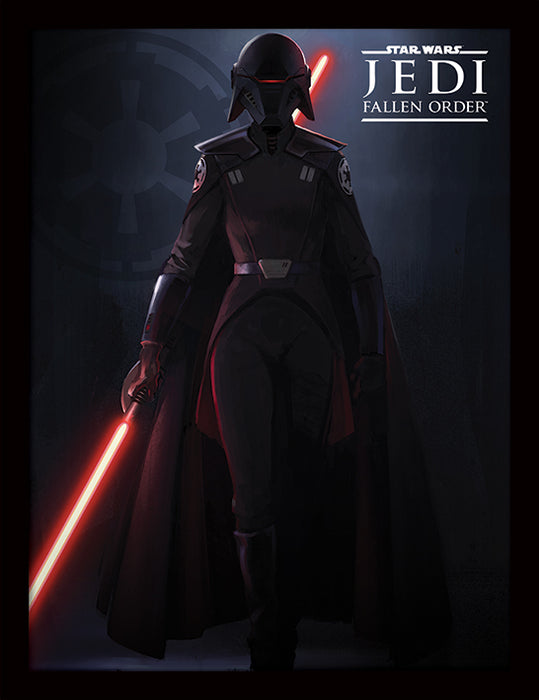 Star Wars: Jedi Fallen Order (Inquisitor)