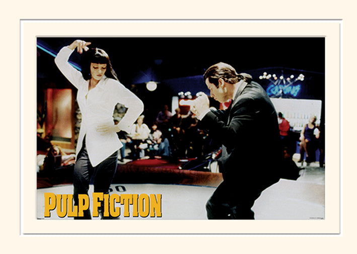 Pulp Fiction (Dance)