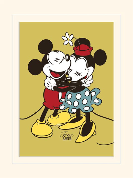 Mickey & Minnie Mouse (True Love)