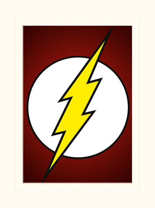DC Comics (The Flash Symbol)