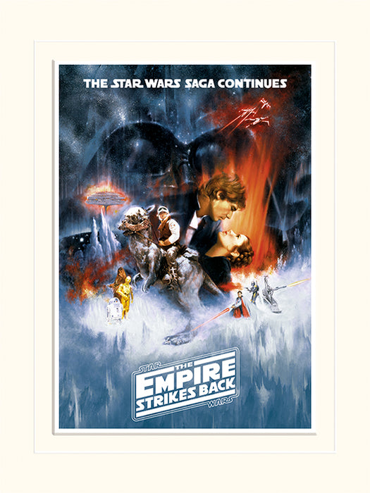 Star Wars The Empire Strikes Back (One Sheet)