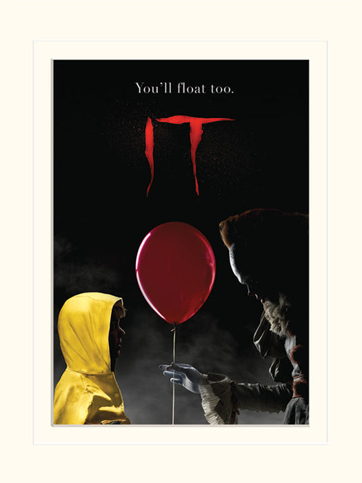 IT (Pennywise & Georgie)