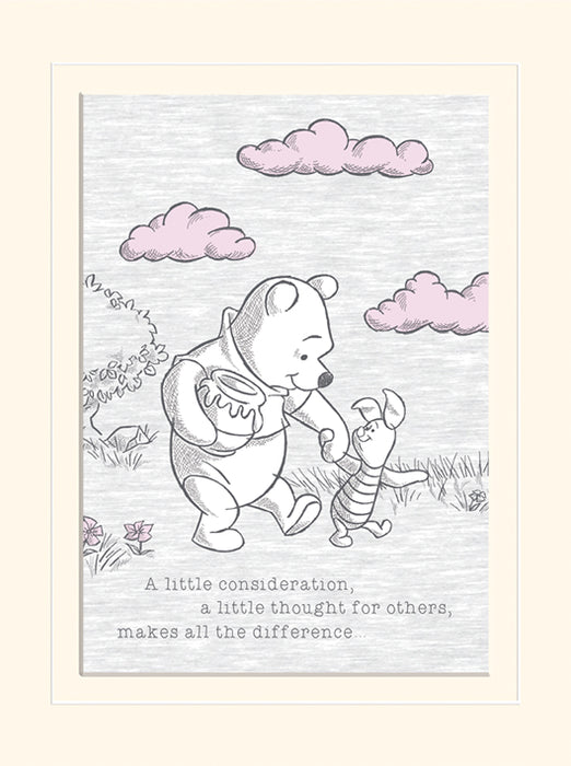 Winnie The Pooh (A Little Consideration)