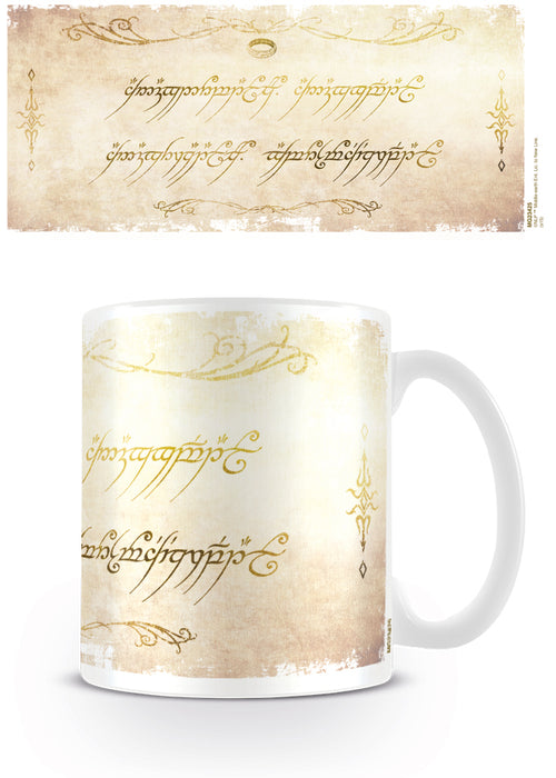 The Lord of the Rings (Ring Inscription)
