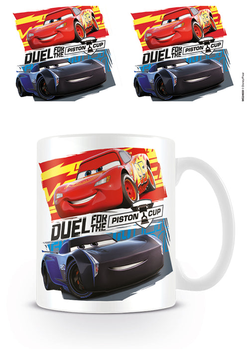 Cars 3 (Duel For The Piston Cup)