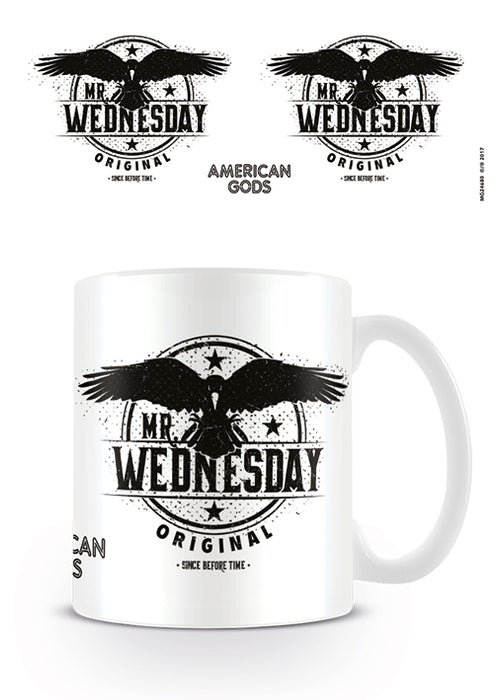 American Gods (Mr Wednesday)