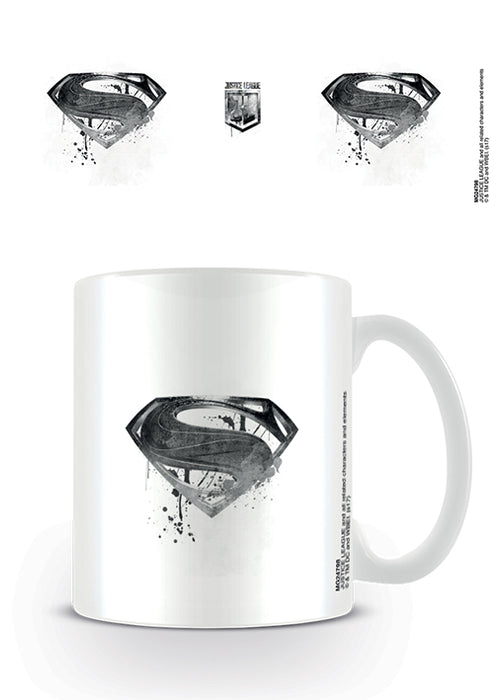 Justice League Movie (Superman Logo Drip)