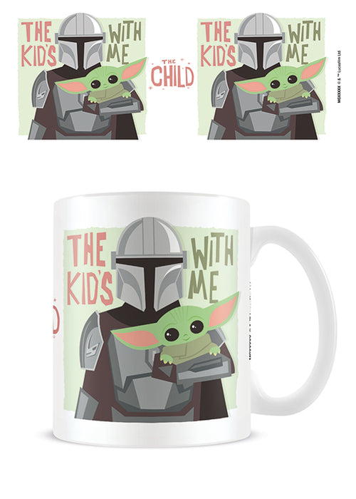 Star Wars: The Mandalorian (The Kids With Me)