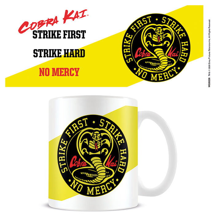 Cobra Kai (No Mercy)