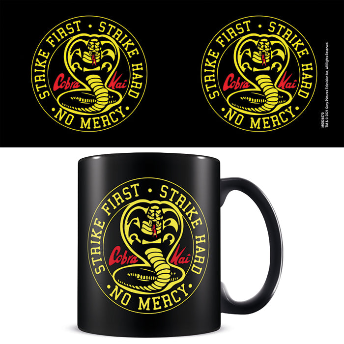 Cobra Kai (Emblem) Black