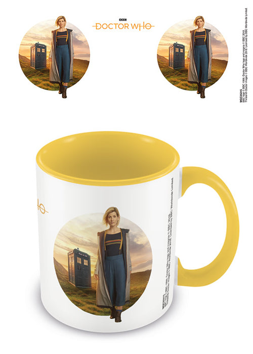 Doctor Who (13th Doctor) Yellow