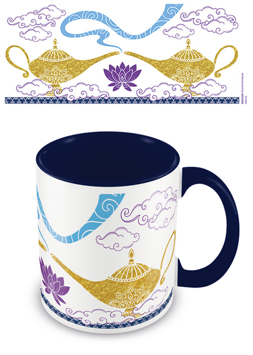 Aladdin (Magic Mug) Blue