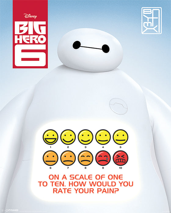 Big Hero 6 (Rate Your Pain)