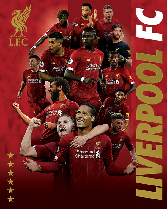 Liverpool FC (Players 2019-20)