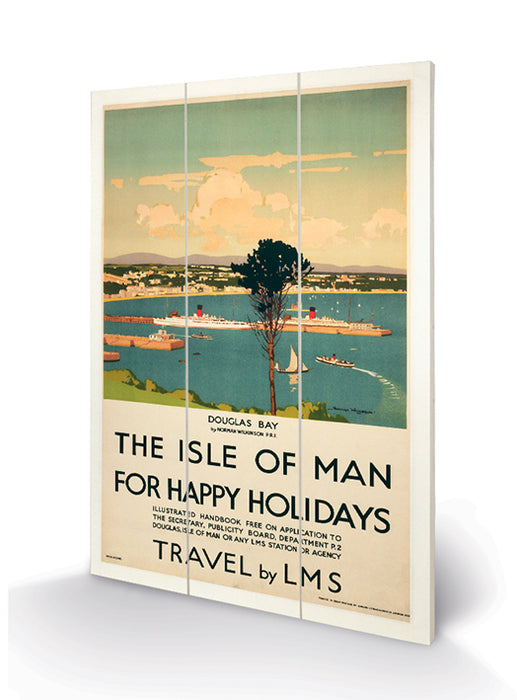 Isle of Man (Happy Holidays)