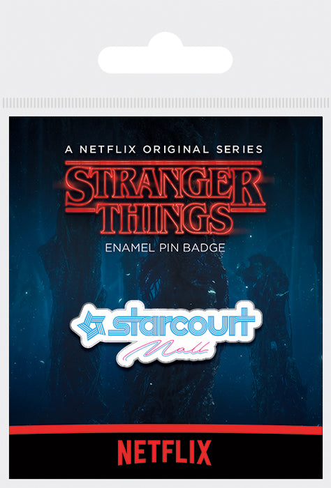 Stranger Things (Starcourt Mall)