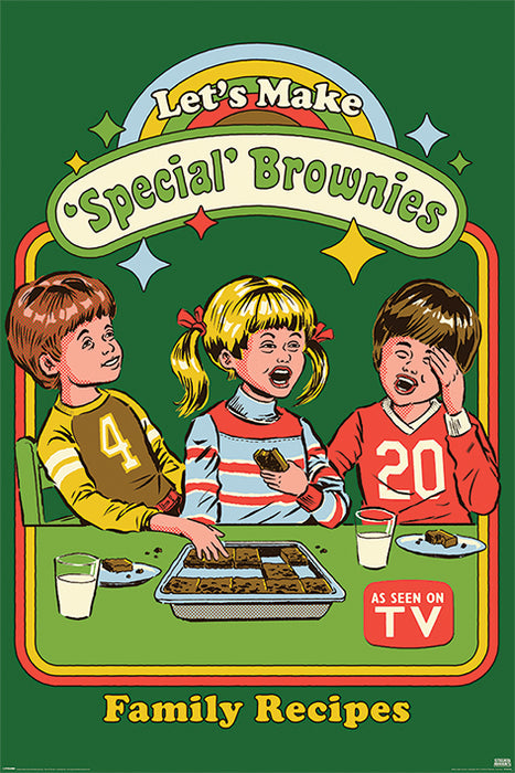 Steven Rhodes (Let's Make Special Brownies)