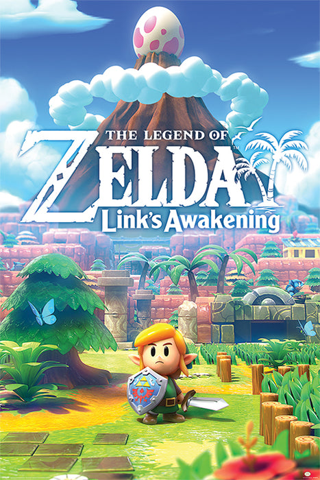 The Legend Of Zelda (Links Awakening)