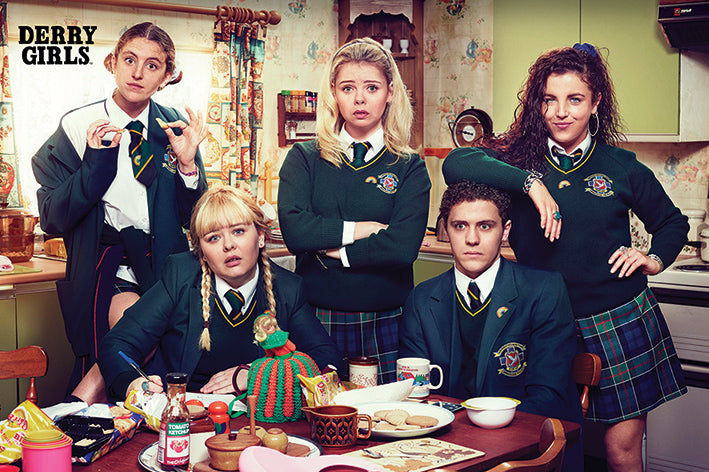 Derry Girls (Kitchen)