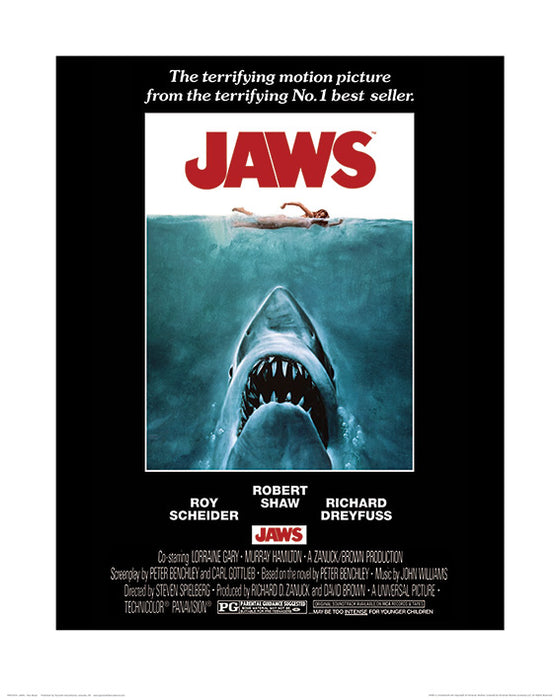 Jaws (One Sheet)