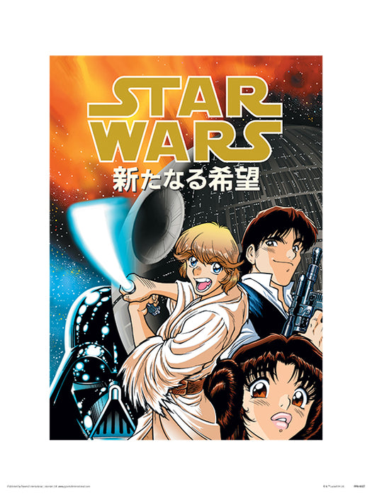 Star Wars (Anime Assault)