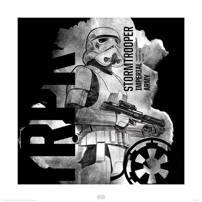 Star Wars Rogue One (Stormtrooper Smoke)