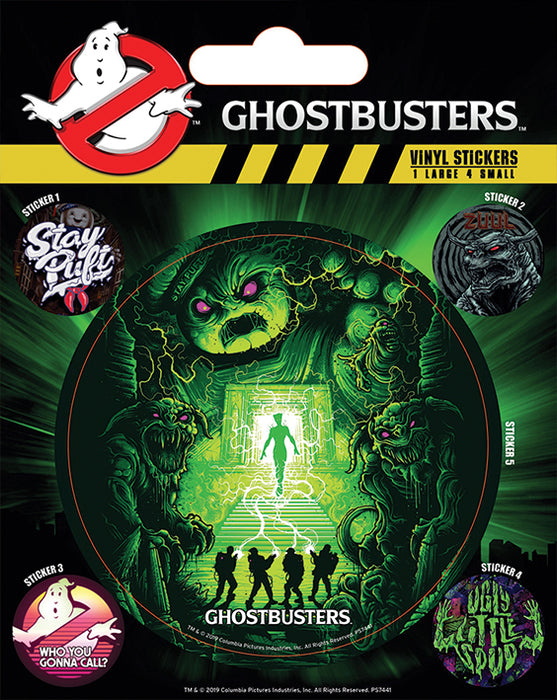 Ghostbusters (Ghosts and Ghouls)