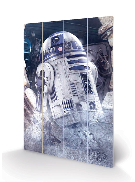 Star Wars The Last Jedi (R2-D2 Droid)