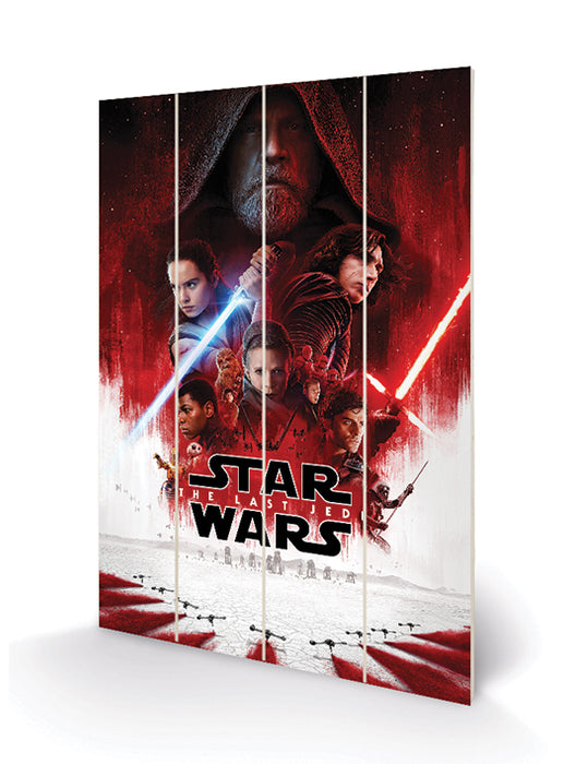 Star Wars The Last Jedi (One Sheet)