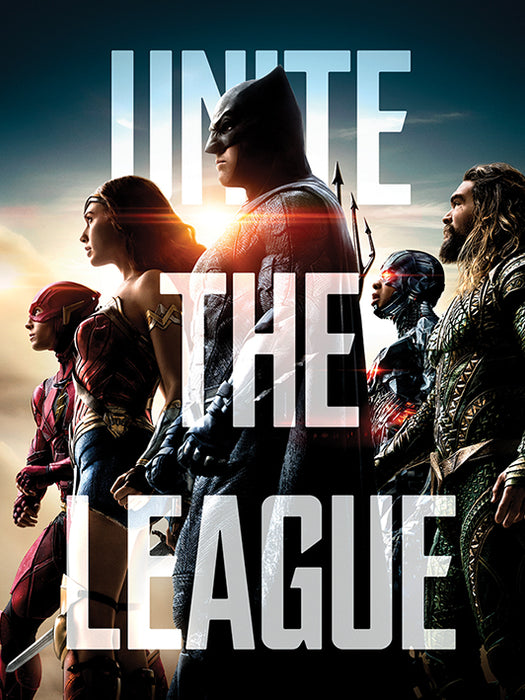 Justice League Movie (Unite The League)