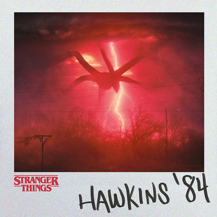 Stranger Things (Hawkins 84)