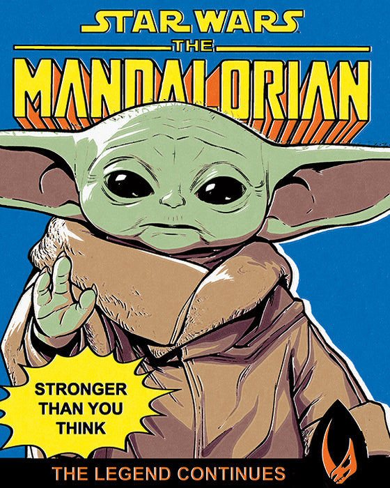 Star Wars: The Mandalorian (Stronger Than You Think)