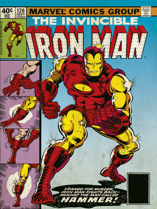 Iron Man (Hammer)
